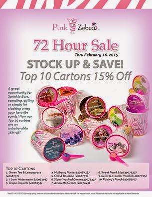 Pink Zebra sale image pic