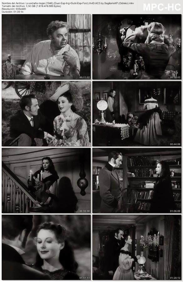 La extraña mujer | 1946 | The Strange Woman