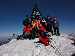 Toubkal 2011 (4167m)