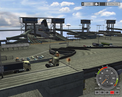 Euro Truck Simulator v1.3 Gold