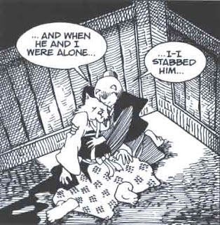 Usagi Yojimbo v1#8