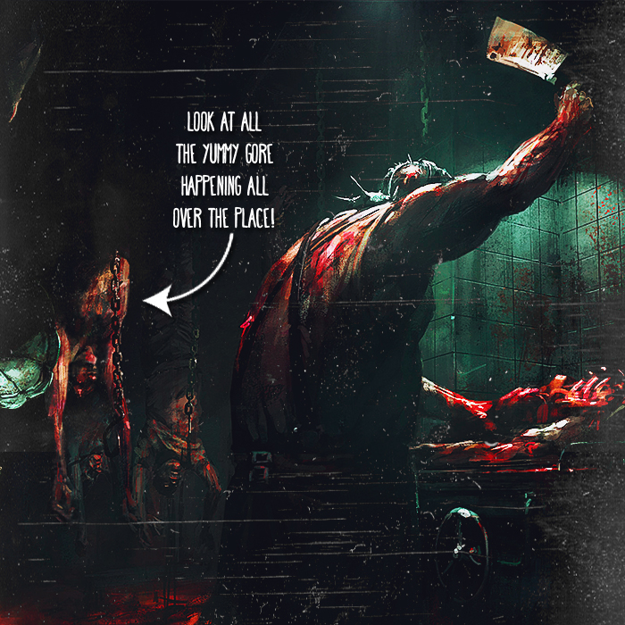The Evil Within Gore