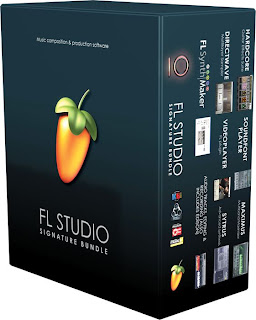 fl studio signature bundle crack