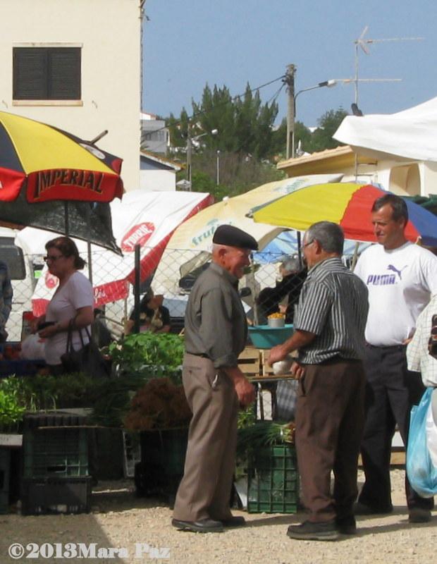 Algoz market