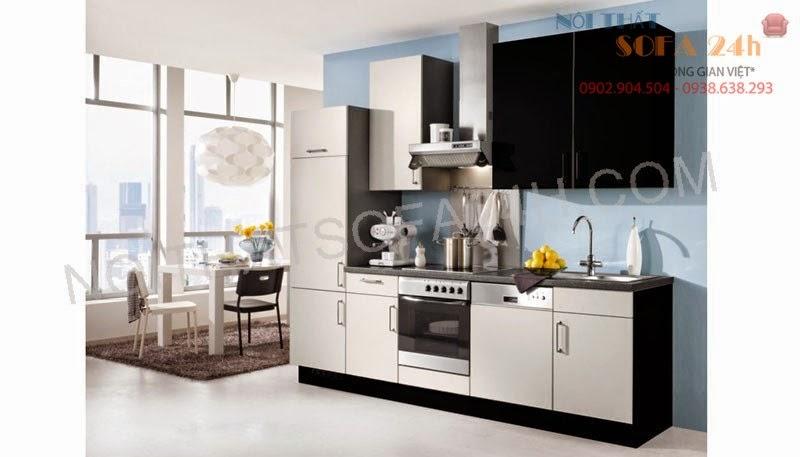 Tủ bếp TB068