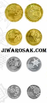 duit syiling baru malaysia siri 3
