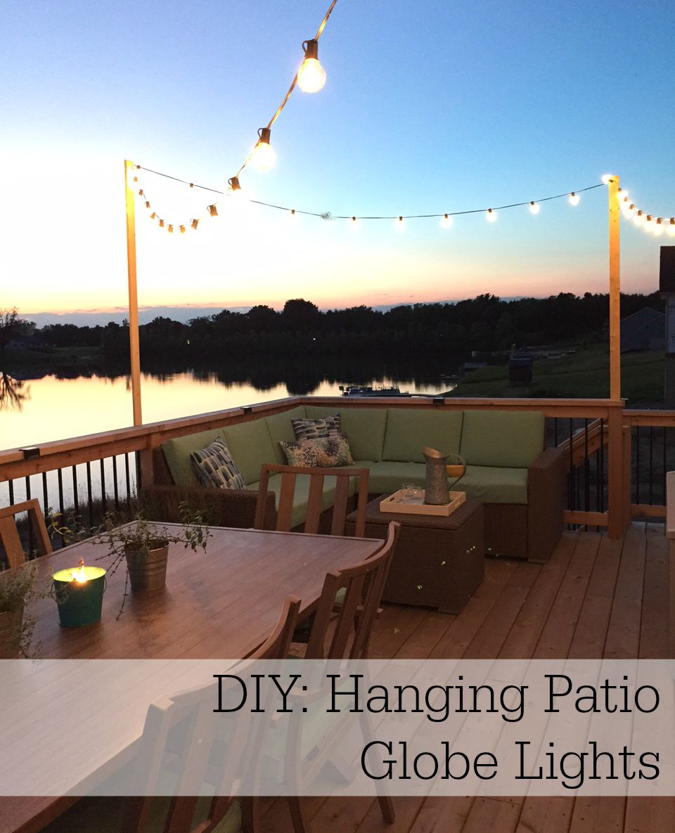All the pretty things diy how to string globe lights on your patio diy how to string globe lights on your patio workwithnaturefo