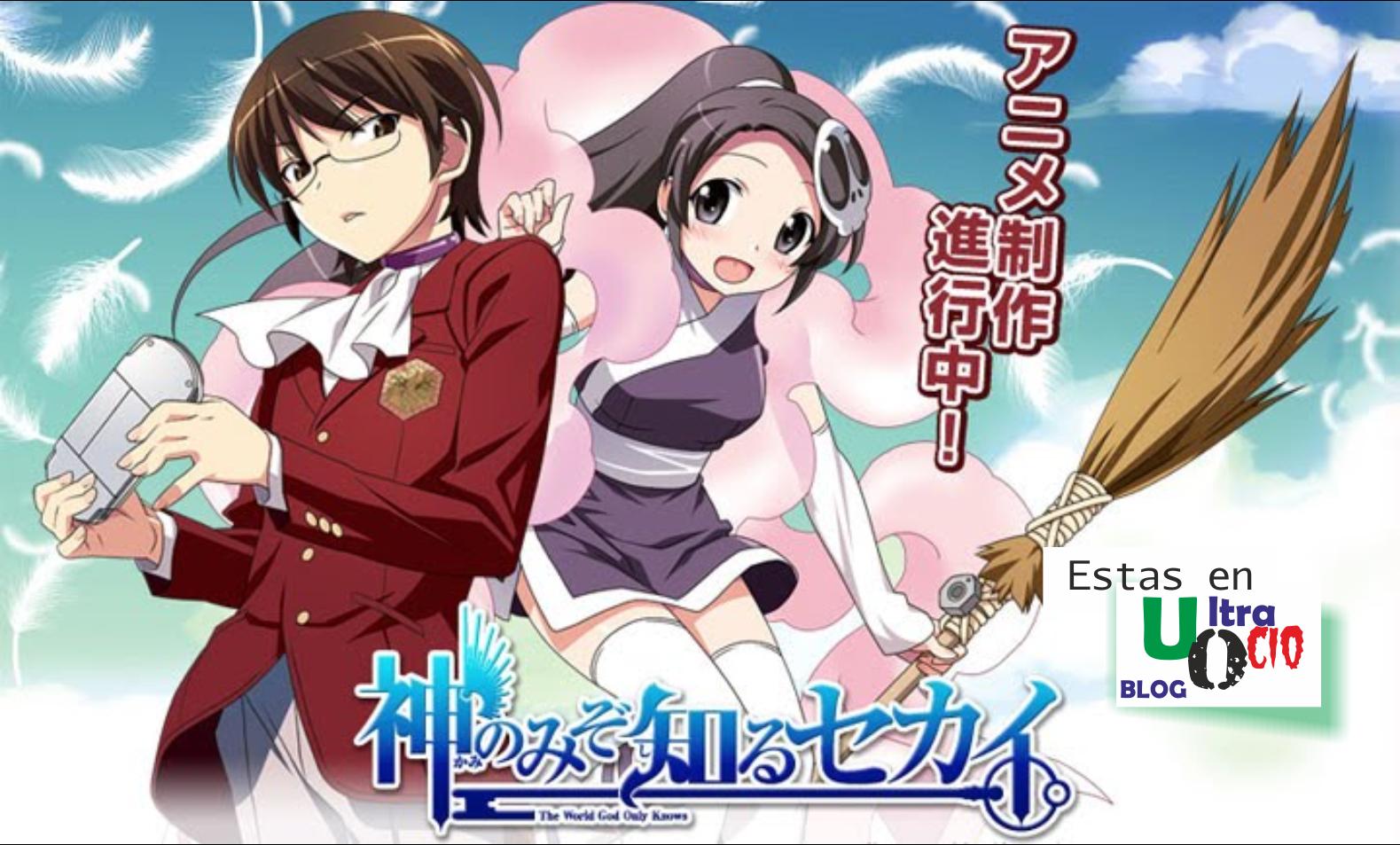 anime romance comedia