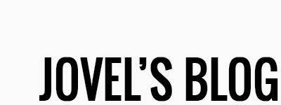 Jovel's Blog