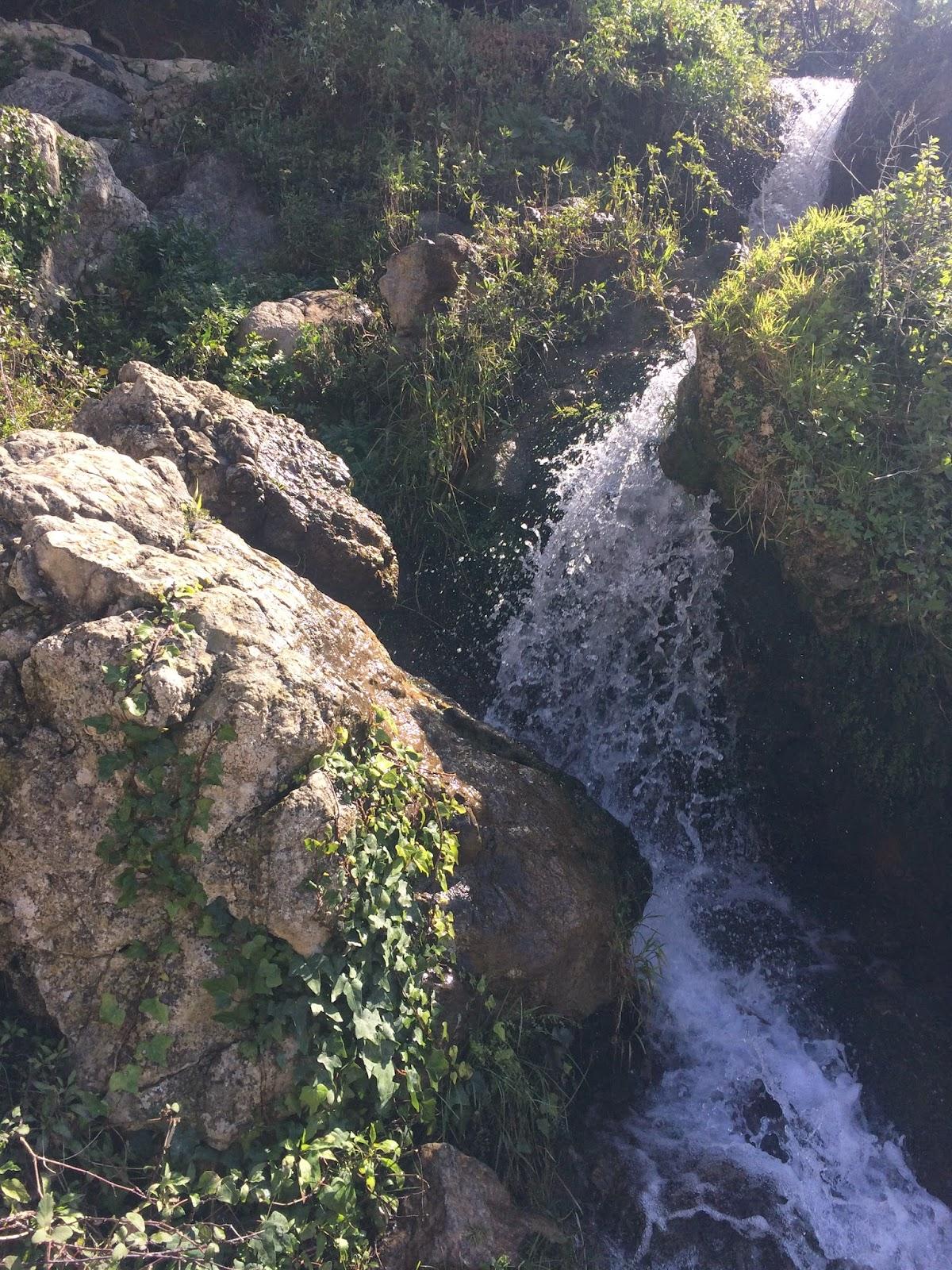 waterfall Chefchaouen maroc