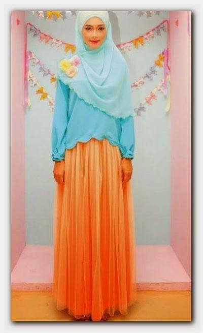 Hijab pour été