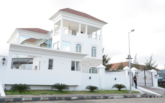 See Inside My New Luxury Banana Island Ikoyi Home Photos