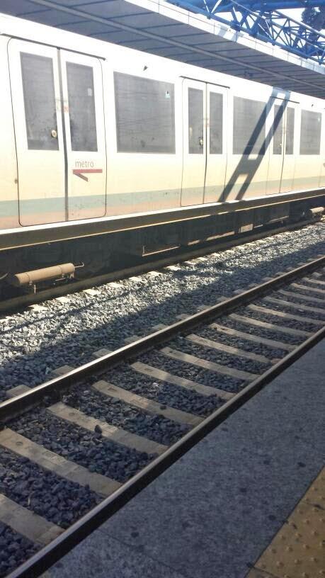 La pulizia dei treni