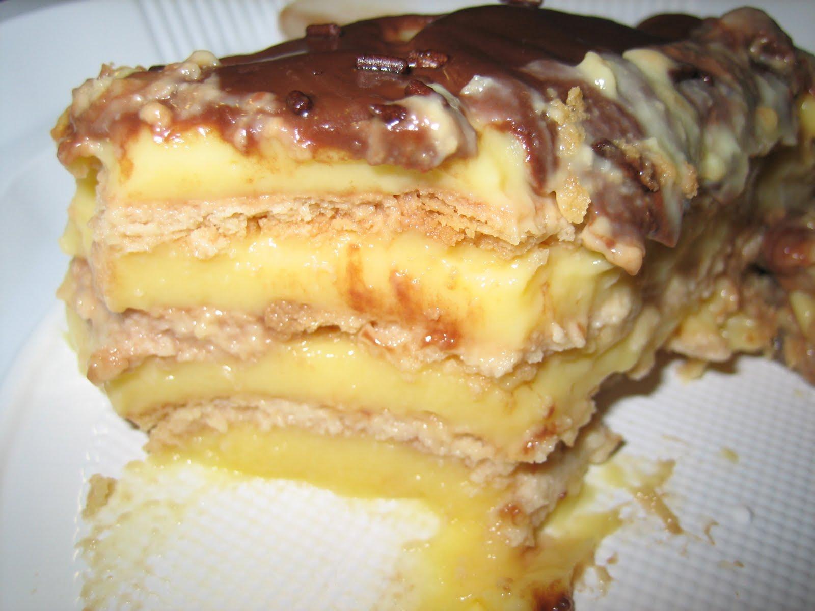 Tarta casera de la abuela - Cocina casera de la abuela ...