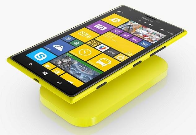 Spesifikasi Nokia Lumia 1520