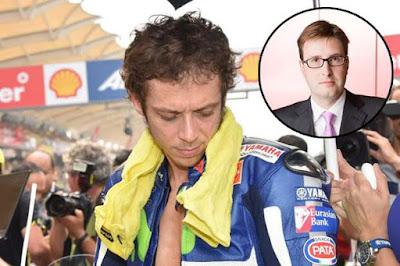 Ini Nama Pengacara yang Akan Tuntaskan Masalah Rossi vs Marquez
