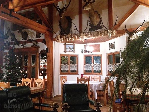 Křížový vrch w Jeseniku, restauracja Jesenik