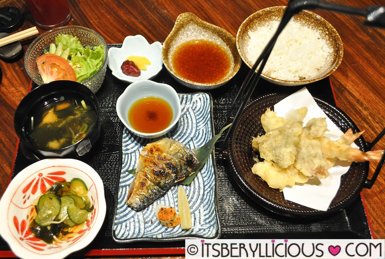 Ogawa traditional japanese restaurant in manila a taste for Ancient japanese cuisine