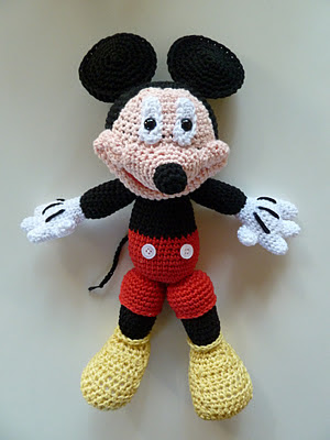 Freubelblog Mickey Mouse
