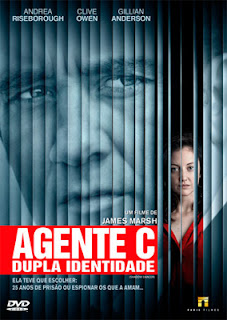 Download - Agente C – Dupla Identidade – BDRip AVI Dual Áudio + RMVB Dublado ( 2013 )