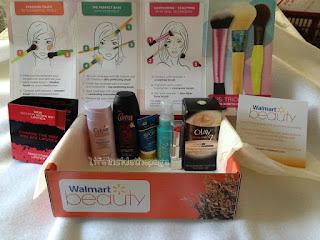 Department: Beauty | Walmart Summer Beauty Box | June 23, 2015