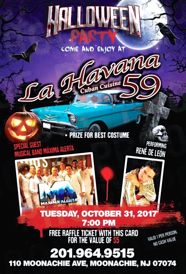 Best Halloween Party in NJ