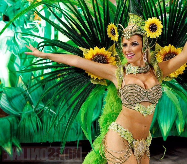 The different carnivals, which take place in Sao Paulo, Pernambuco, Minas Gerais as well as Rio and Salvador and numerous other cities, each showcase their own type of music such as samba, samba-reggae and funk samba.