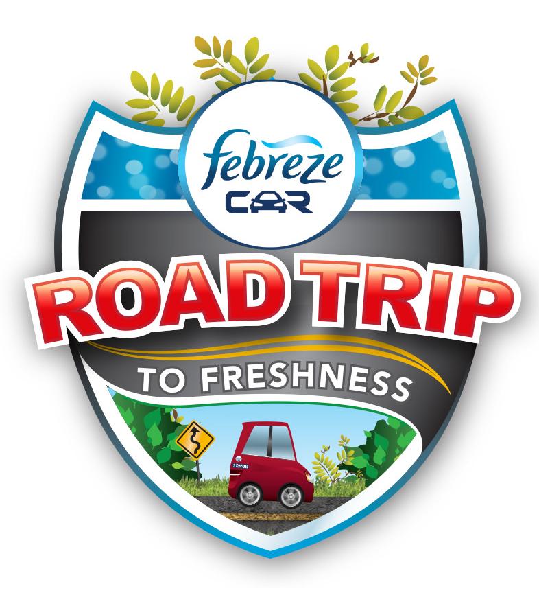 Febreze Car Road Trip