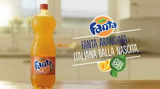 Canzone pubblicità Fanta Aprile 2015, Italiana dalla nascita