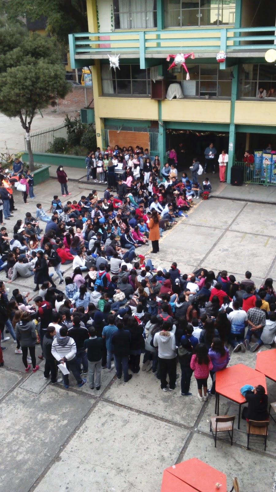 Francisco i madero cct 09des0026p pastorela y for Cct de la escuela