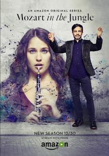 Mozart en la Jungla Temporada 2 Poster