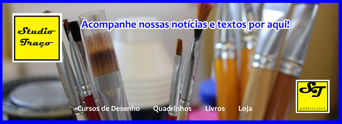 Curso de Desenho Studio do Traço