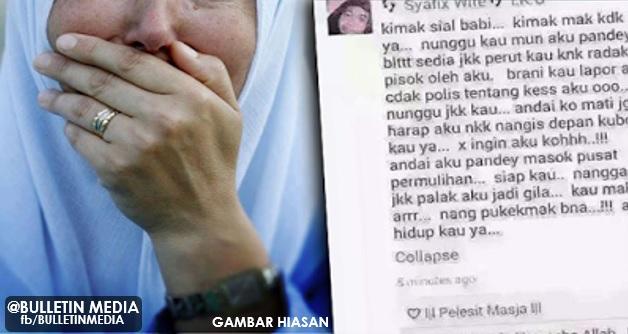 'Jangan Harap Aku Menangis Depan Kubur Kau!' Anak Derhaka Ingin Tikam Ibu
