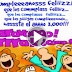 POSTALES ANIMADAS GRATIS / FELIZ CUMPLEAÑOS Y HAPPY BIRTHDAY