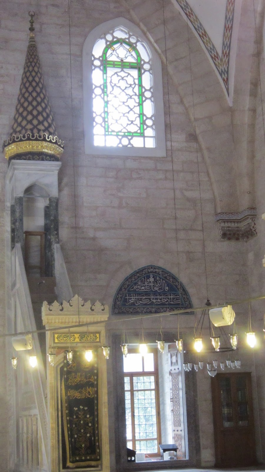 Tracing istanbul completed in 1529 the architect of the mosque is acem ali a special shroud from mecca hangs on the wall facing qibla built as a an ottoman social complex thecheapjerseys Images