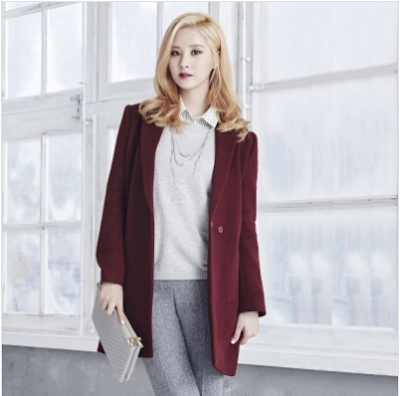 Seohyun Coat for Mixxo