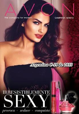 catalogo avon argentina C-18 2013