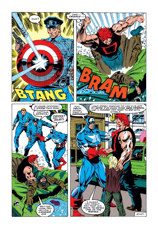 Captain America (1968) Issue #418 #367 - English 23
