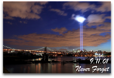 Remembering September 11th, Ten Years Later