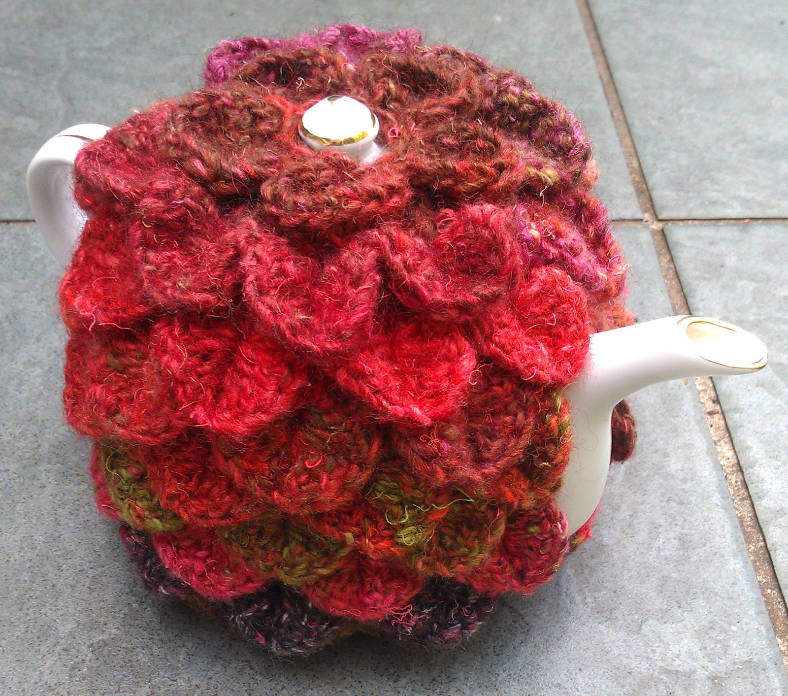 Craft a cure for cancer free tea cosy patterns