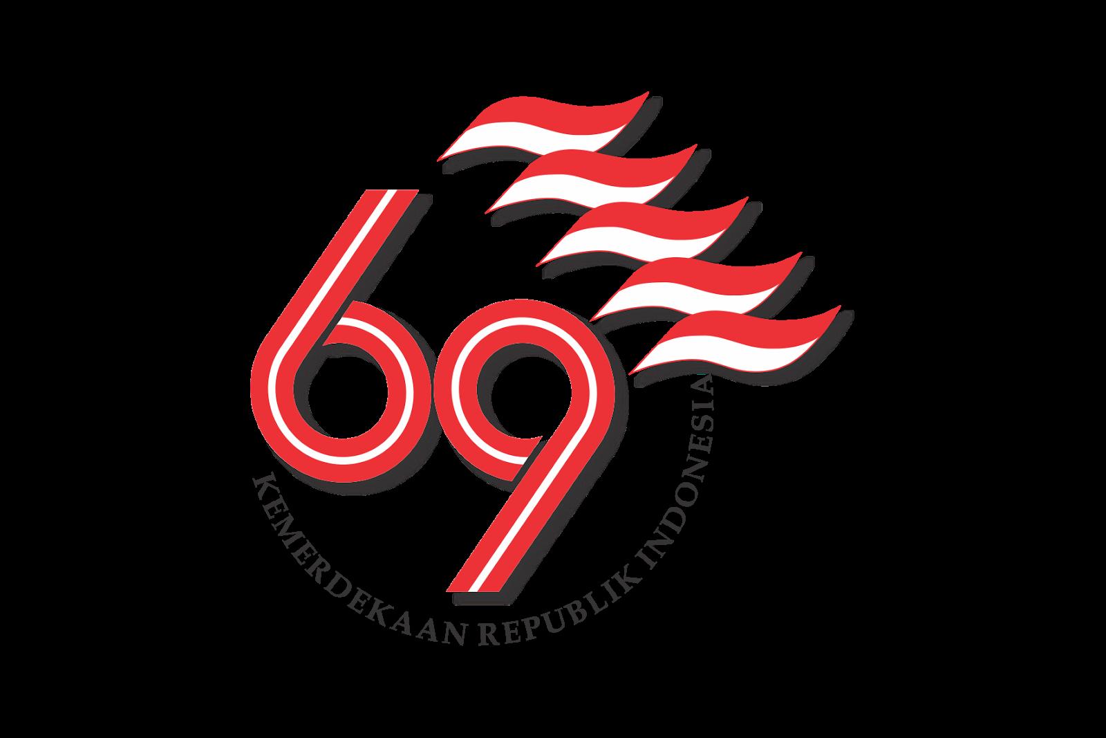 image logo hut ri ke 69