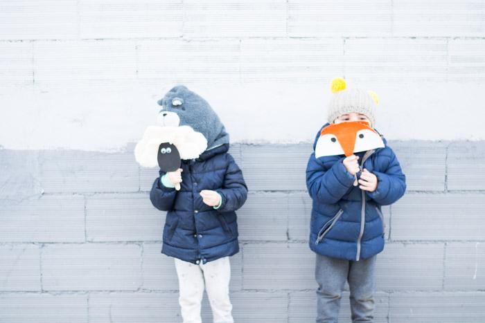 Máscaras diy divertidas
