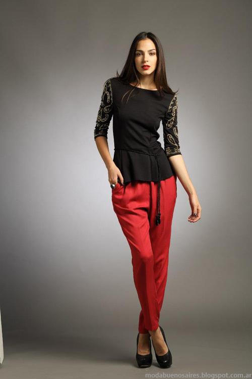 Sathya moda otoño invierno 2013.
