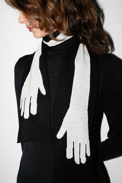 Creative Scarves and Unusual Scarf Designs (15) 7