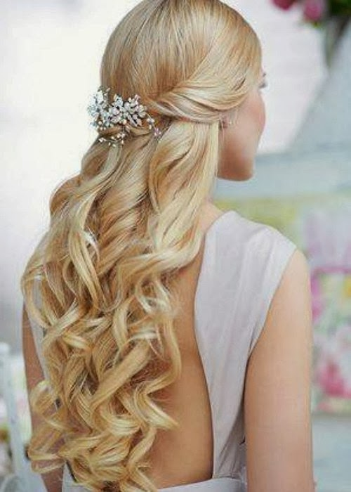 Wedding Hairstyles for Long Hair Updos