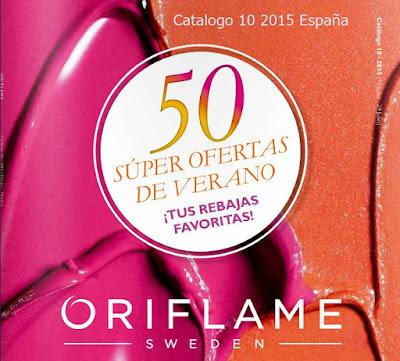 Catalogo Oriflame C-10 2015 España