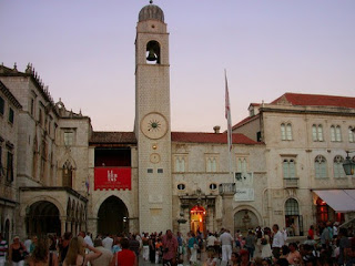 Torre del Reloj de Dubrovnik