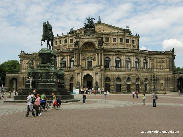 Dresden - Opera