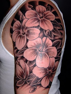 flower tattoos for guys