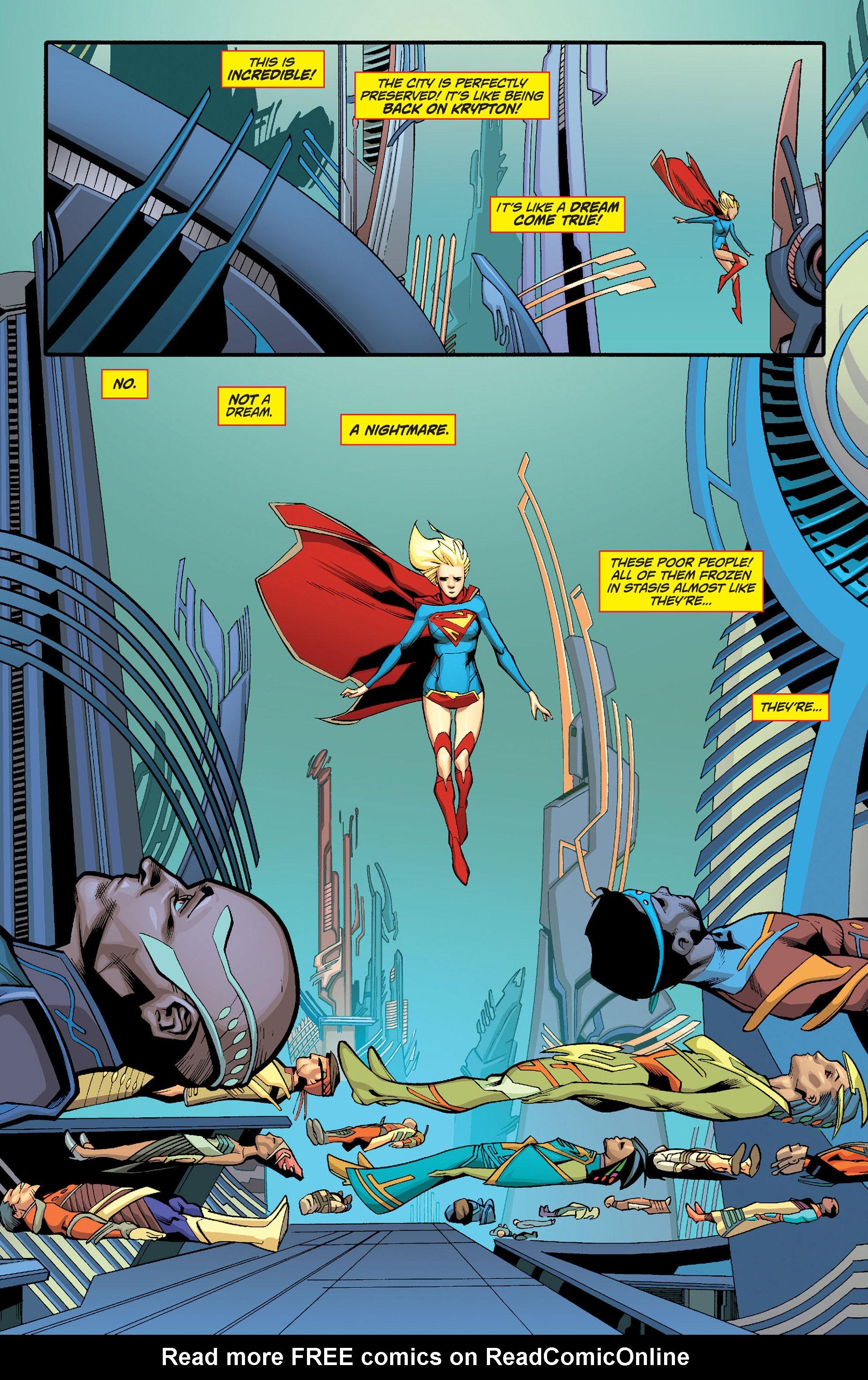 Supergirl (2011) Issue #15 #17 - English 11
